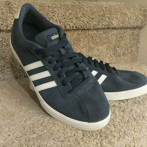 Women's Adidas Neo Comfort Footbed Tennis Shoe